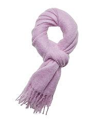Minetta scarf 10552 - VIOLET TULIP