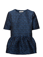 Cybill ss 10159 - BLUE LEOPARD