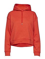 Kelsey hoodie 10059 - FLAME SCARLET