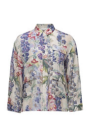 Ilona shirt aop 6434 - FIORE