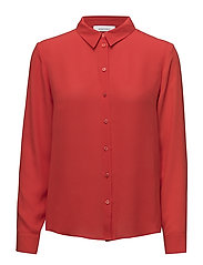 Milly np shirt 3973 - FLAME SCARLET
