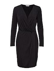 Jelena dress 6202 - BLACK