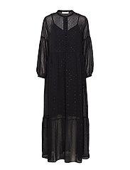 Frenna l dress 10444 - BLACK