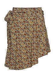 Chila s skirt aop 6515 - SNAKE