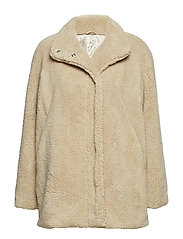 Helle jacket 7980 - SIMPLY TAUPE