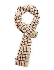Acco scarf jac 2862 - BEIGE SMALL CH.