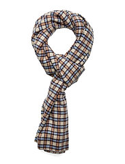 Acco scarf jac 2862 - RUSTY BROWN CH.