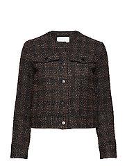 Jiang jacket 10422 - BLACK CH