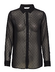 Milly np shirt 10444 - BLACK