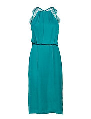 Willow ml dress 10793 - QUETZAL GREEN