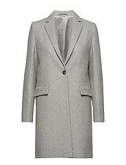 Taryn short jacket 3644 - LIGHT GREY MEL.
