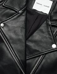 Samsøe Samsøe - Welter jacket 10786 - skinnjackor - black - 2