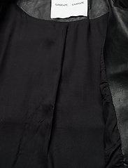 Samsøe Samsøe - Welter jacket 10786 - skinnjackor - black - 4