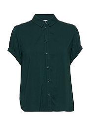 Majan ss shirt 9942 - SEA MOSS