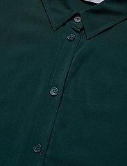 Samsøe Samsøe - Majan ss shirt 9942 - kortærmede skjorter - sea moss - 2