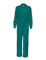Kline jumpsuit 10794 - QUETZAL GREEN