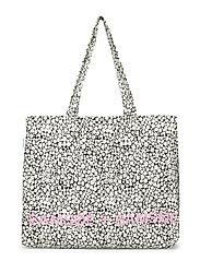 Canvas shopper aop 10833 - ECRU BUTTERCUP