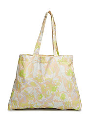 Canvas shopper aop 10833 - LITTLE ITALY