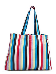 Canvas shopper aop 10833 - SUMMER ST.