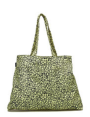 Canvas shopper aop 10833 - YELLOW BUTTERCUP