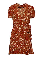 Linetta dress aop 6515 - PUNTINO