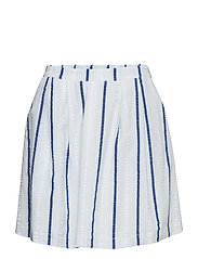 Ganda short skirt 10844 - HALOGEN BLUE ST.