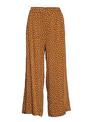 Ganda trousers aop 10876 - PUNTINO