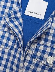 d8914328 Jiang Jacket 10891 (Blu Cubetto) (119.25 €) - Samsøe & Samsøe ...