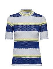 Rho t-shirt 10978 - HALOGEN BLUE ST