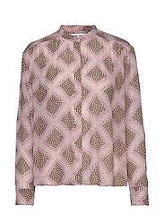Elmy shirt aop 9695 - FOULARD