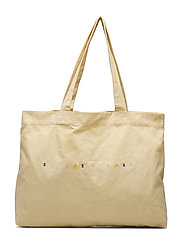 Canvas shopper 10833 - APRICOT GELATO