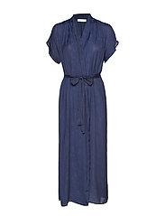 Venice long dress 10859 - NIGHT SKY