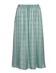 Briza long skirt 10866 - BERYL GREEN