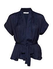 Venice blouse ss 10859 - NIGHT SKY