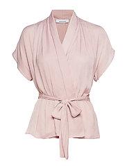 Venice blouse ss 10859 - PALE MAUVE