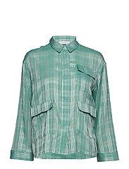 Ilona shirt 10866 - BERYL GREEN