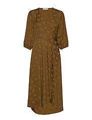 Veneta dress 11162 - KHAKI