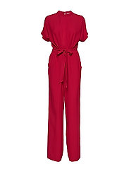 Kimberly jumpsuit 8325 - PERSIAN RED
