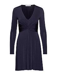 Elsi short dress 10908 - NIGHT SKY