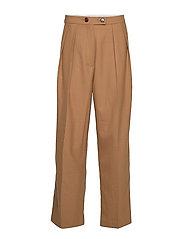 Francoise trousers 11302 - ARGAN OIL