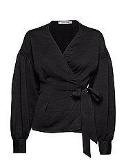 Merrill blouse 11242 - BLACK