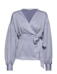 Merrill blouse 11242 - ZEN BLUE