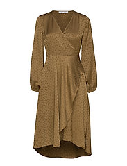 Veneta dress 11459 - KHAKI