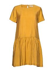 Mille ss dress 11465 - HONEY