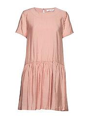 Mille ss dress 11465 - MISTY ROSE