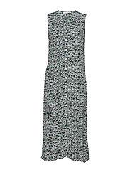 Cinda dress aop 10056 - FORGET ME NOT