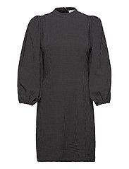 Harrietta short dress 11238 - BLACK CH.