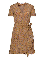 Linetta dress aop 10056 - BLOSSOM