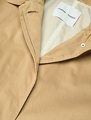 Samsøe Samsøe - Minoux coat 12681 - cienkie płaszcze - croissant - 3