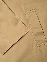 Samsøe Samsøe - Minoux coat 12681 - cienkie płaszcze - croissant - 4